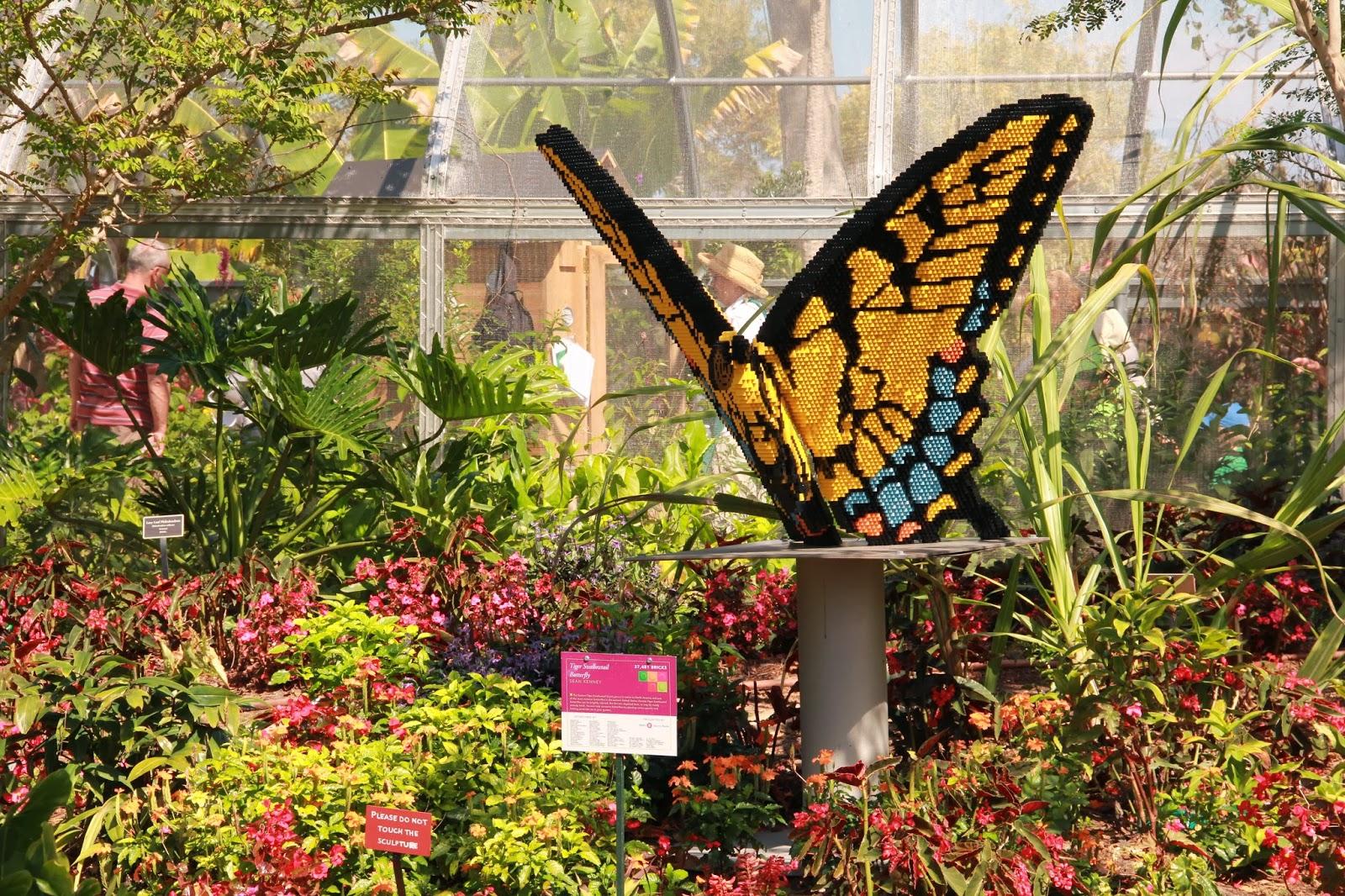 Naples And Hartford In Season Naples Botanical Garden Ii