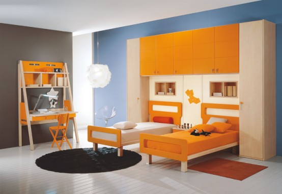 Western Home Decorating: Children Room Decor Ideas Modern