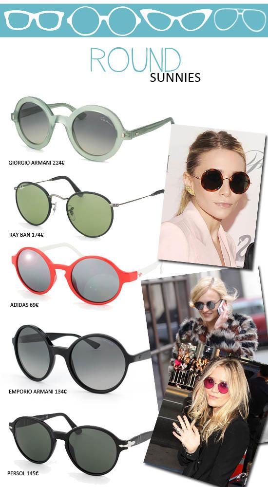 Tendencia en gafas para el otoño