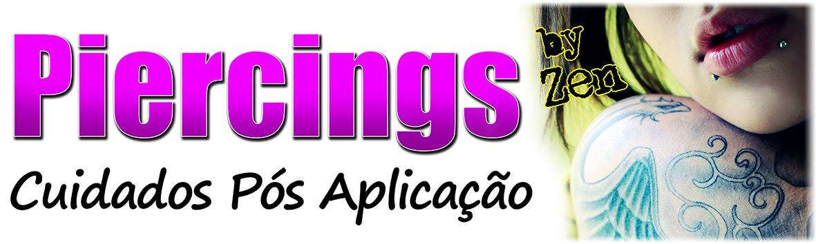 Piercing - Cuidados Pós aplicação - Resumo