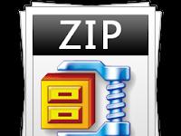 Cara Membuat File Dalam Bentuk zip dan rar Dengan Mudah