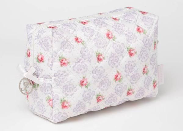 Jill Stuart floral pouch freebie