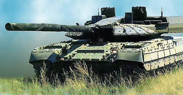 Foto Russian T-95 main battle tank