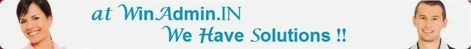 WinAdmin India