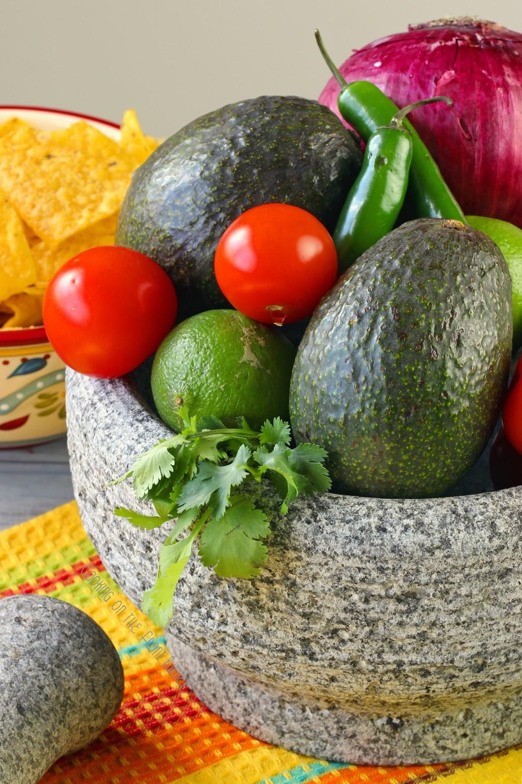 Guacamole | Cooking on the Front Burner #cincodemayo #mexican #guacamole