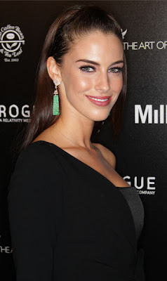 Jessica Lowndes Gemstone Earrings