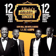 ALI BABA'S 1ST JANUARY CONCERT