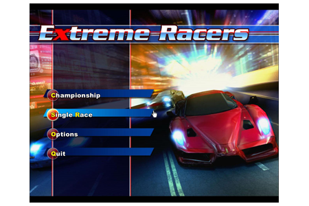Extreme Racers Game Free Download