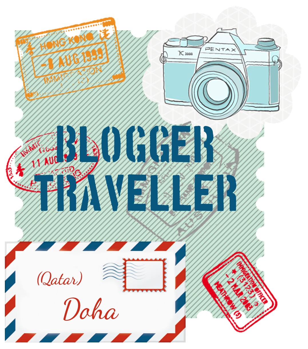 Blogger Traveller Doha