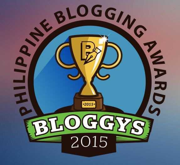 Philippine Blogging Awards #Bloggys2015 Finalists bared