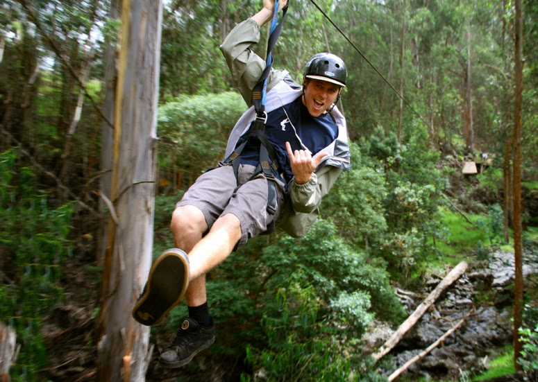 Haleakala Ziplines Tour Tickets 808-879-6260