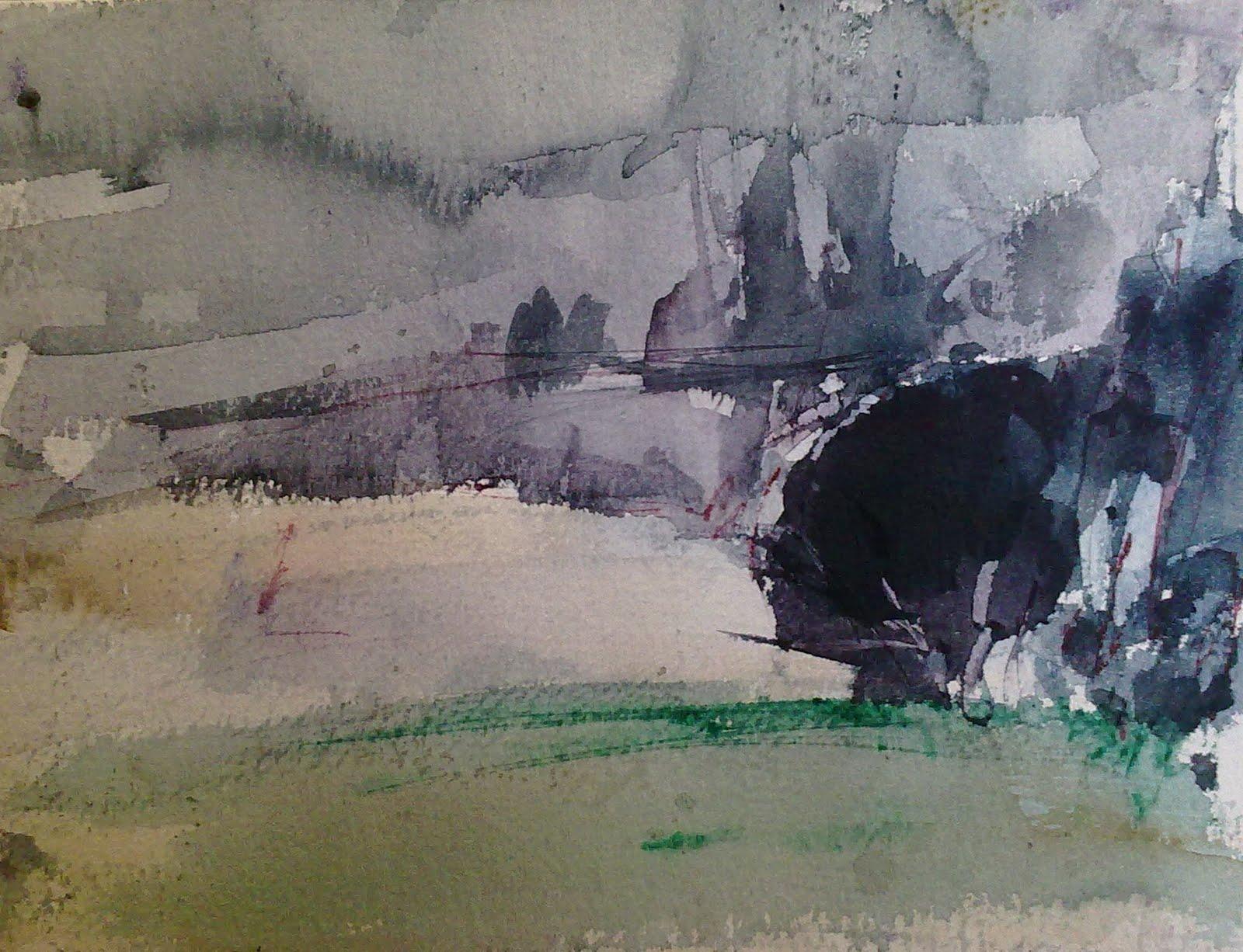 Abstraite Non Figurative Masmoulin Artiste Passionn Et Sa