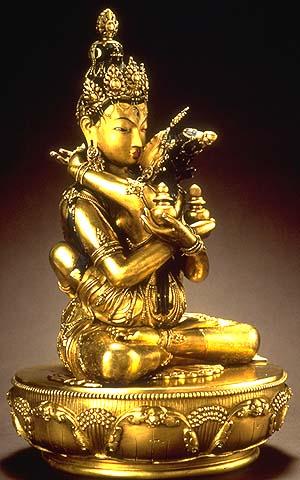 • Castidad Científica (LO QUE NO NOS HAN CONTADO)... Golden-tantra-statute2