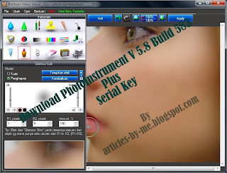 Download PhotoInstrument V 5.8 Build 583 Plus Serial Key