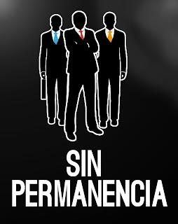Cartel cortometraje Sin Permanencia para el festival concurso No Todo Film Fest X decima Edicion 2012