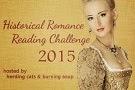 Historical Romance Challenge