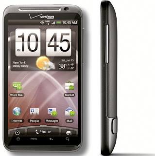 HTC Thunderbolt The First 4G LTE Smartphone For Version Wireless
