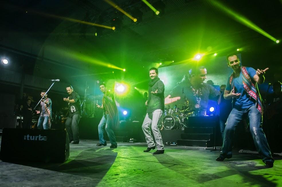 En dos noches inolvidables, San Lorenzo cantó a la Libertad
