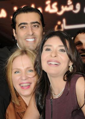 Egypt, Actress, Actor, TV, Drama, Syria, Dancer, Dancer, Belly, Soap, Cairo, Al-Morafaa, Giza, Bassem Yakhour, Dina, Showbiz,  Shooting,