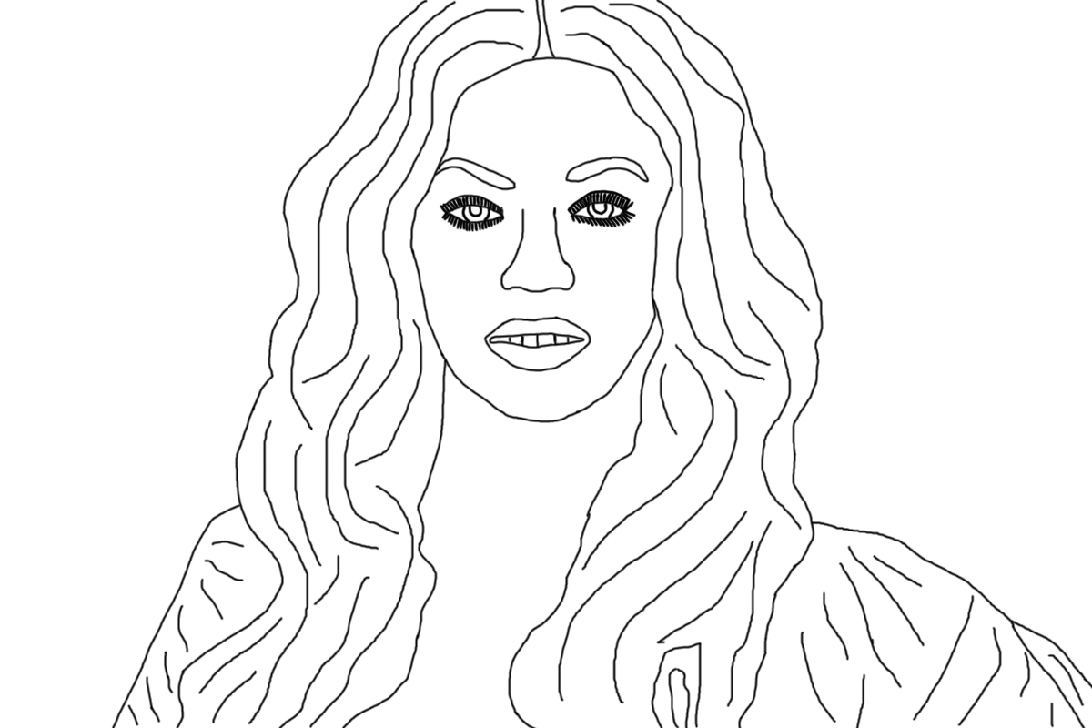 celebrity coloring book assignment - Celebrity Coloring Book
