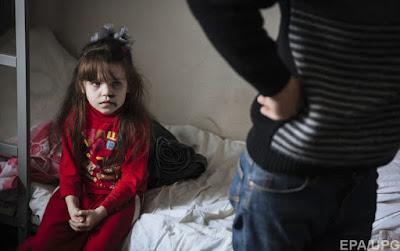 Рашисты убили 65 детей, 165 - ранены 1300 пропали без вести.