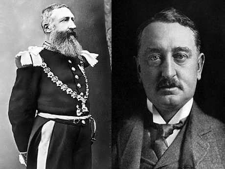 "Leopold II (right) and Cecil Rhodes were responsible for the deaths of millions of Africans,  yet they are often treated as ""heroes"" in books and school curriculum."