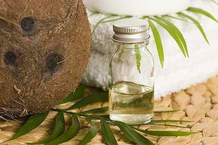 Coconut oil use for mouthwash