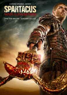 Spartacus Phần 4: Cuộc Chiến Nô Lệ - Spartacus Final Season: War Of The Damned
