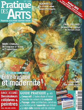 PRATIQUE DES ARTS ISSUE 108