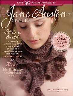Create A Knitted Shawl - Jane Austen Centre