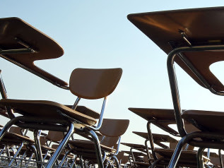 Achievement Gap Persists For Low-Income Students