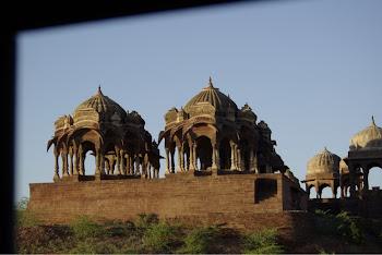 INDIA 2011: Ancient ruins