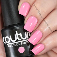 Couture Gel Polish Off The Shoulder Swatch