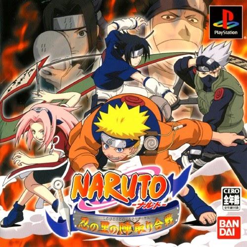 download game Naruto Shinobi no Sato no Jintori Kassen