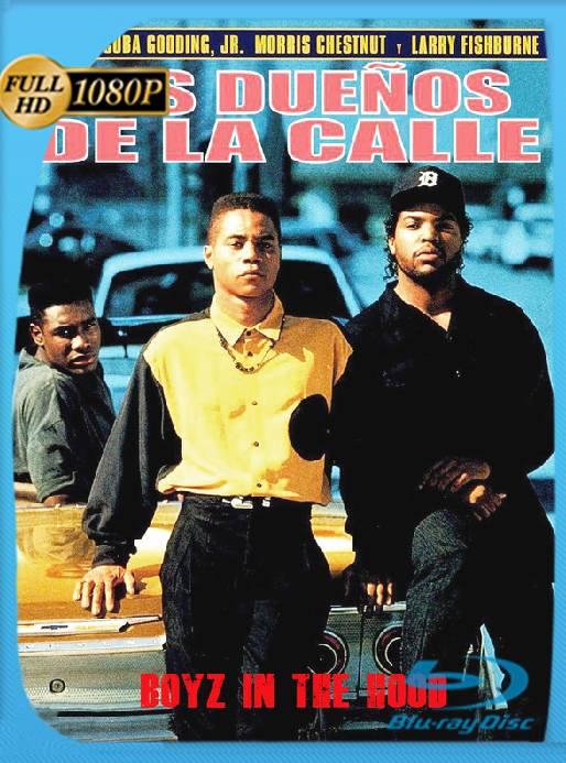 Los dueños de la calle (1991) BRRip [1080p] [Latino] [GoogleDrive] [RangerRojo]