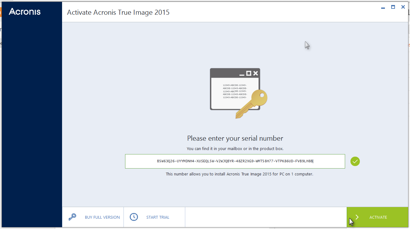 Acronis True Image 10 also includes Crack Serial & Keygen. Fi soundbla