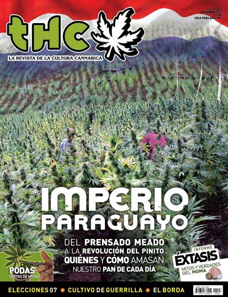 REVISTA THC Nº6