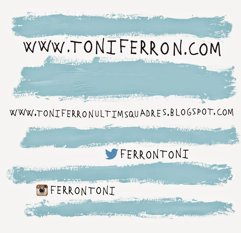 TONI FERRON el millor del món!!!!