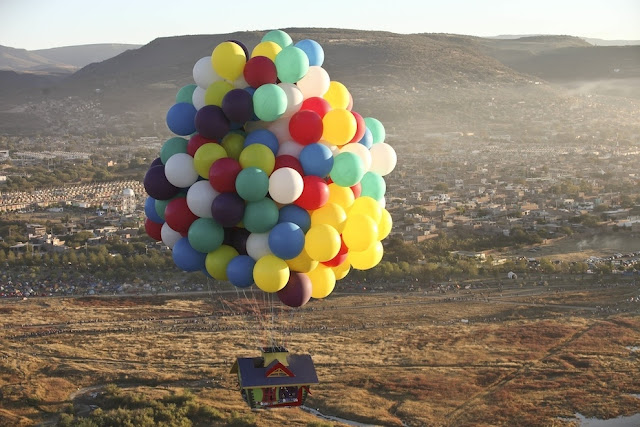 """Up"" In Real Life, disney pixar, up, movie, in real life, actual, the real up, human, international ballon festival, leon, mexico, mouse, on mountain, house, home, in balloon, belon, wujud, up the movie balloons up the pixar movie download up full movie movie line up up disney pixar movie up movie balloons up in the sky movie up movie 2009 disney pixar movie up pixar movie up blow up movie screens up the movie movie up the movie up up and away movie blow up movie screen up up and away movie"