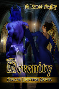 Serenity by D. Renee Bagby