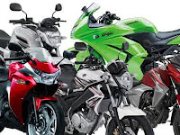 Sewa Motor Sport di Jogja