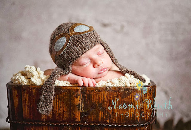 Boca Raton newborn baby photographer Naomi Bluth South Florida