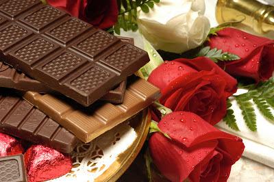 ورد ولا شوكولاته ^_^