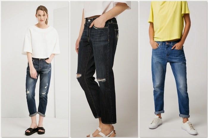 boyfriend jeans Mango