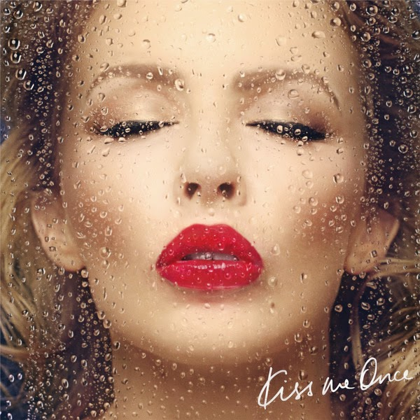 Kylie Minogue - Kiss Me Once (Special Edition) Cover