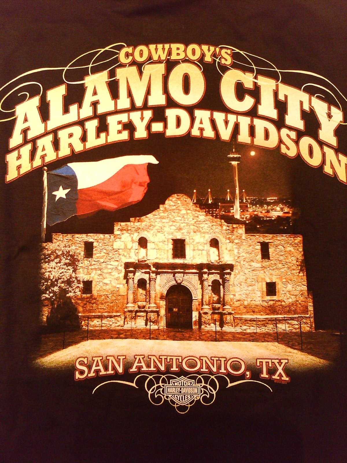 Cowboys Alamo City Harley-Davidson