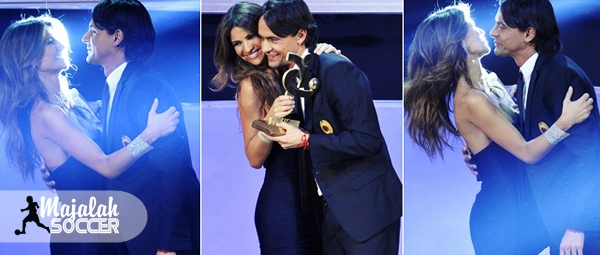 Fillipo Inzagi Award del Calcio PlayBoy 2012