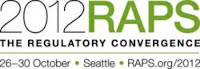 See you at RAPS 2012! Medical translation
