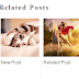 Widget - How To Add Related Posts Widget To Blogger With Thumbnails