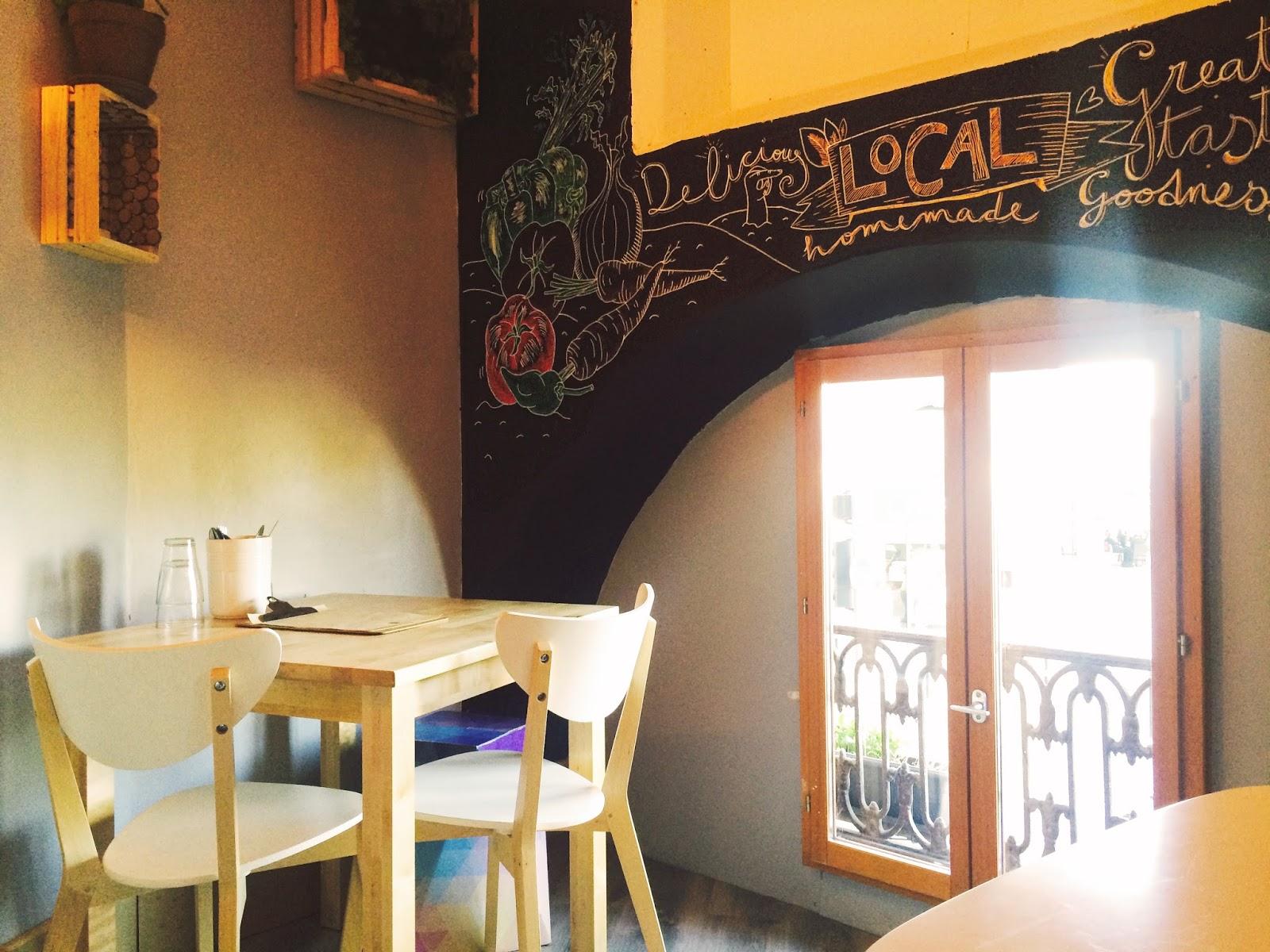 Bordeaux restaurant locavore